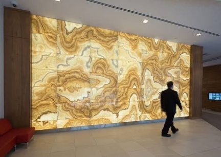 Onyx Wall Project 1